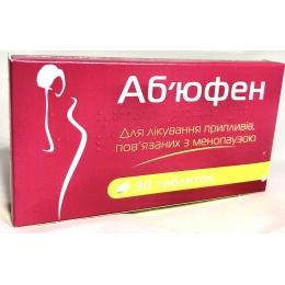 Абъюфен табл. 400 мг 30