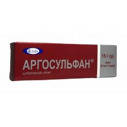 Аргосульфан крем 2% туба 15 г 1